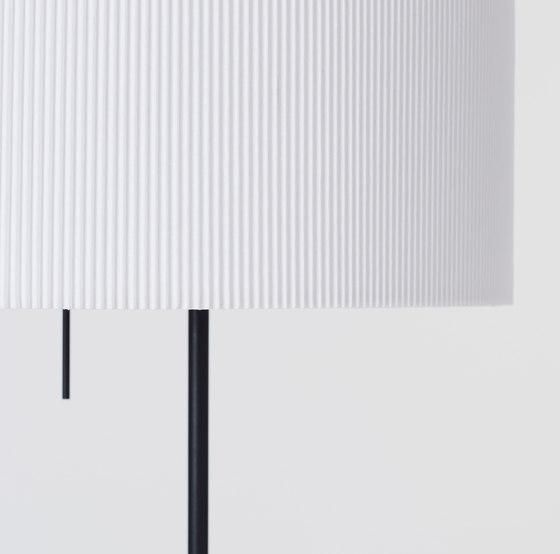 Pleat Drum Floor Lamp di Design Within Reach | Lampade piantana