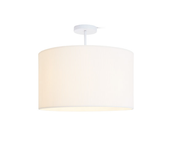 Pleat Drum Pendant Lamp by Design Within Reach | Suspended lights