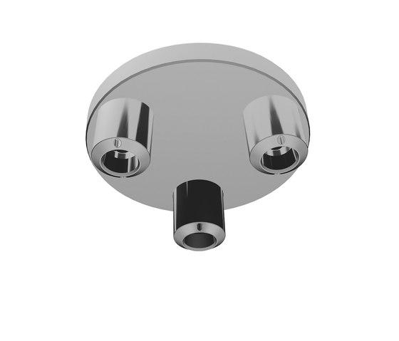 MAXI Multi-jet shower head by CONTI+ | Shower controls