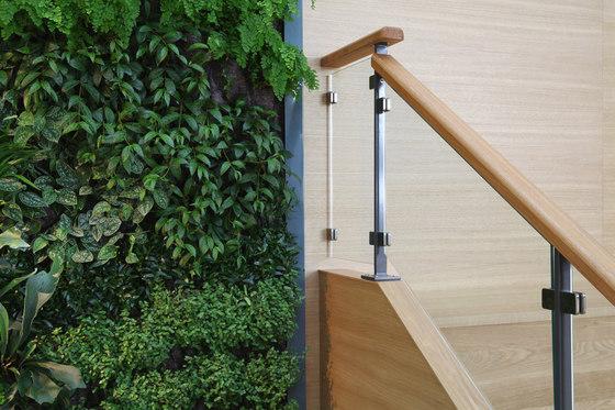 Indoor Vertical Garden | Länsförsäkringar von Greenworks | Pflanzgefäße