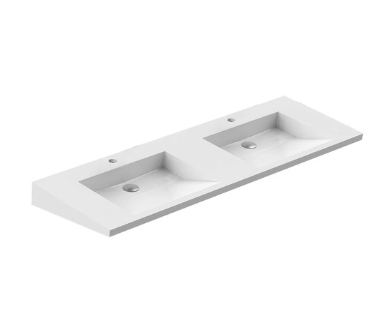 StoneTec-PRO Futura K 555 customized washbasin de CONTI+ | Lavabos
