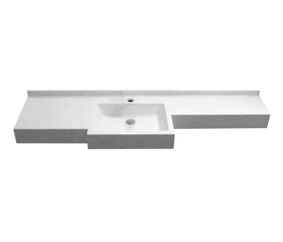 StoneTec-PRO Cubini 455 I customized washbasin by CONTI+   Wash basins
