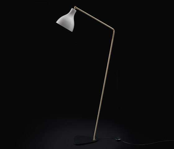 Lady V Inclinata by Tato | Free-standing lights