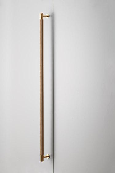 Closet Bar | Brass by Buster + Punch | Cabinet handles