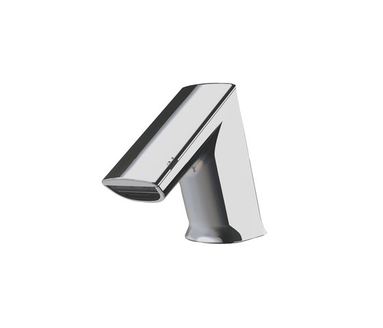 ultra lavatory faucet GS20 PUBLIC, with IR-sensor, without mixing, battery by CONTI+ | Wash basin taps