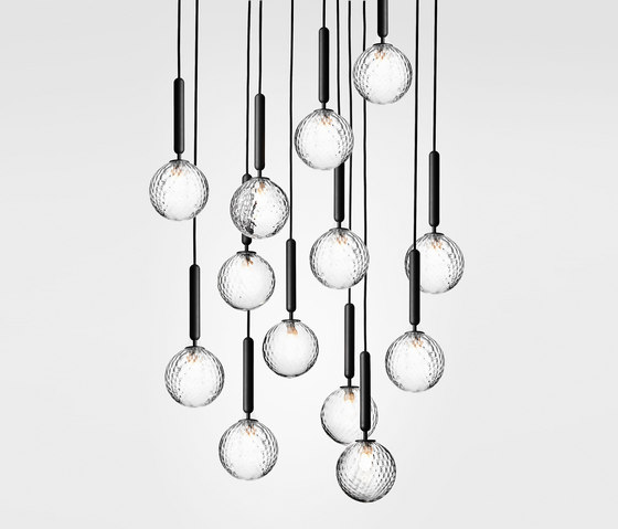 Miira 13 Optic by Nuura | Suspended lights