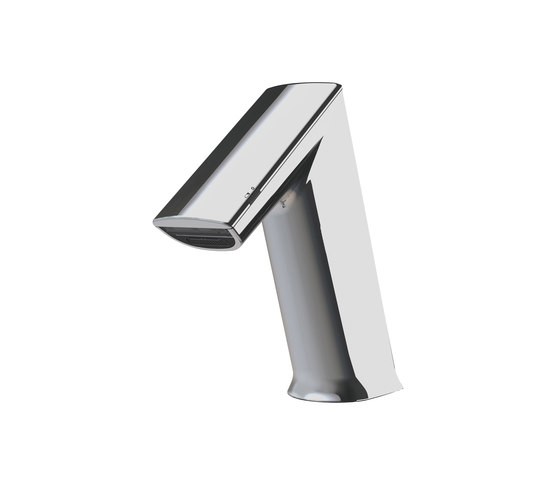 ultra lavatory faucet GM20 PUBLIC, with IR-Sensor, without mixing - battery by CONTI+ | Wash basin taps