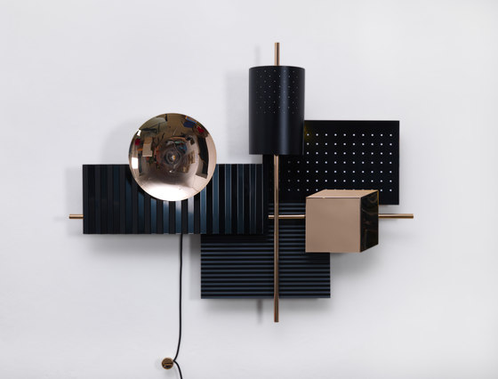 Wallie Scultura by Tato | Wall lights