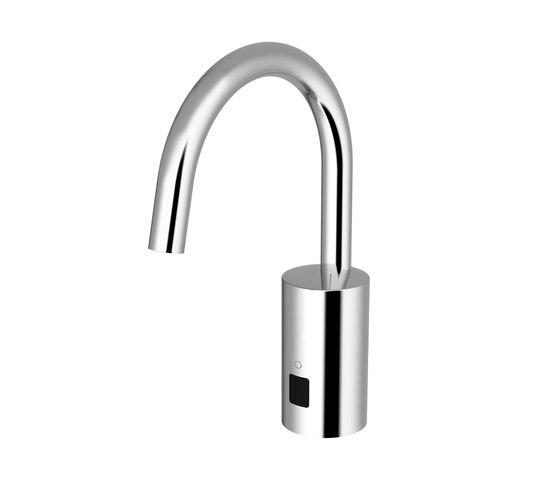 Loopino lavatory faucet G20, with IR-Sensor, without mixing - battery de CONTI+ | Grifería para lavabos
