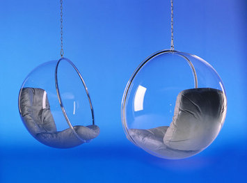 bubble chair by adelta product. Black Bedroom Furniture Sets. Home Design Ideas