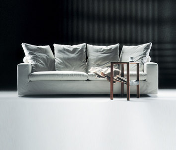 poggiolungo de flexform sofa 215 sofa 180 produit. Black Bedroom Furniture Sets. Home Design Ideas