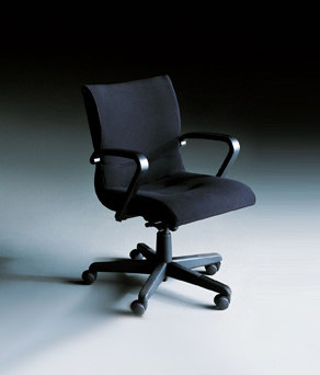Qualis on Qualis By Tecno   Executive   Swivel Chairs