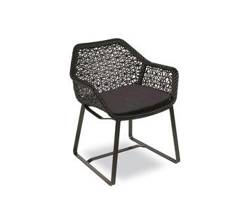 Maia by kettal dining armchair relax armchair sofa for Kettal maia