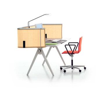 joyn by vitra single desk bench conference. Black Bedroom Furniture Sets. Home Design Ideas