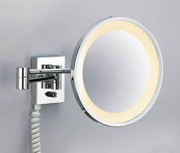 Duscholux ib rica s a mamparas de ba o a medida espejos de ba o dise o e innovaci n - Espejos retroiluminados bano ...