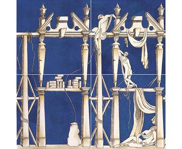 La casa degli efebi di ceramica bardelli prodotto - Piastrelle gio ponti ...