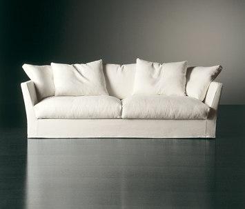 Quinn by meridiani deco sofa armchair sofa sofa for Tischdesign andrea