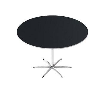 table series 6 star pedestal base by fritz hansen model. Black Bedroom Furniture Sets. Home Design Ideas