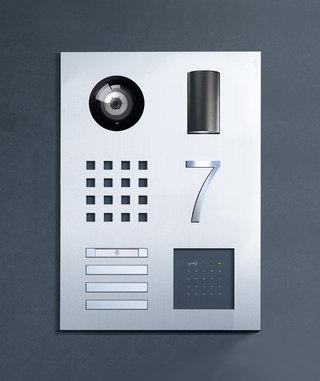 siedle steel electronic key von siedle leser produkt. Black Bedroom Furniture Sets. Home Design Ideas