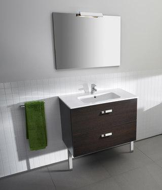 Unik victoria roca washbasin with pedestal producto for Catalogo roca pdf