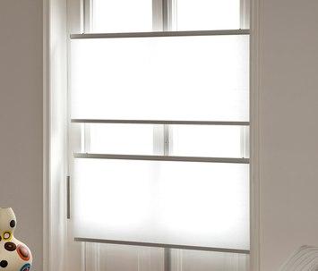 flow shades by wood washi system flow shades. Black Bedroom Furniture Sets. Home Design Ideas