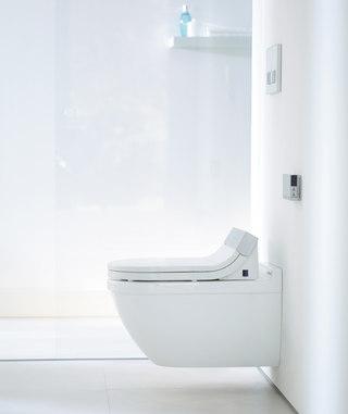 stark c by duravit starck c toilet wall mounted starck. Black Bedroom Furniture Sets. Home Design Ideas
