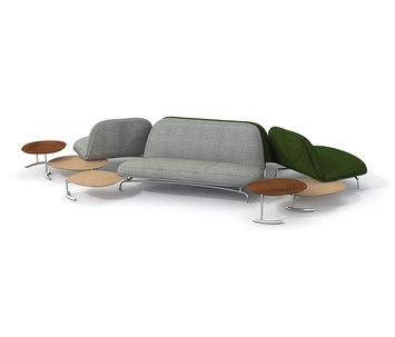 Archipelago by tecno product for Marche mobili italiani