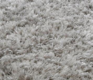 Plush Flat By Miinu Silver Anthracite Moon Rock