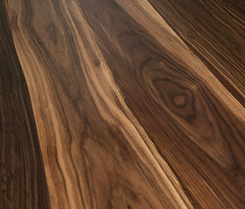 Walnut by bolefloor unfinished solid stained oil for Unfinished walnut flooring