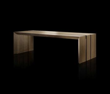 K table by henge 3 boards 2 boards 1 boards 2 for Design massivholztisch