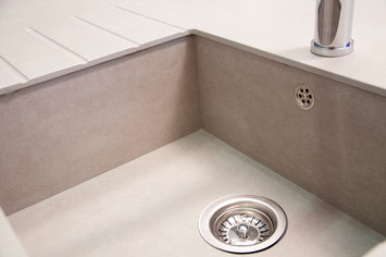 Neolith sinks neolith sink fusion phedra neolith - Fregaderos de barro ...