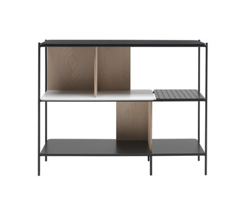 Office contract furniture storage shelving shelf systems - Candy Shelf By Cappellini Product