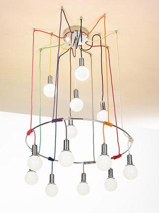 lampadari vesoi : Per restare su vesoi invece sul tavolo potrei mettere questo che ...