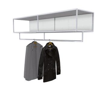 bosse garderoben von bosse design bosse h ngegarderobe. Black Bedroom Furniture Sets. Home Design Ideas