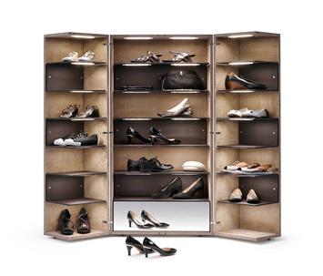 Cinderella by yomei shoe cabinet product - Schuhschrank luxus ...