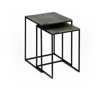 dado nara taku by lambert dado side table taku side. Black Bedroom Furniture Sets. Home Design Ideas