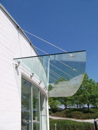Glas marte system