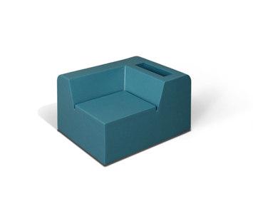 do linette von designheiten kindersessel mit b chernische. Black Bedroom Furniture Sets. Home Design Ideas