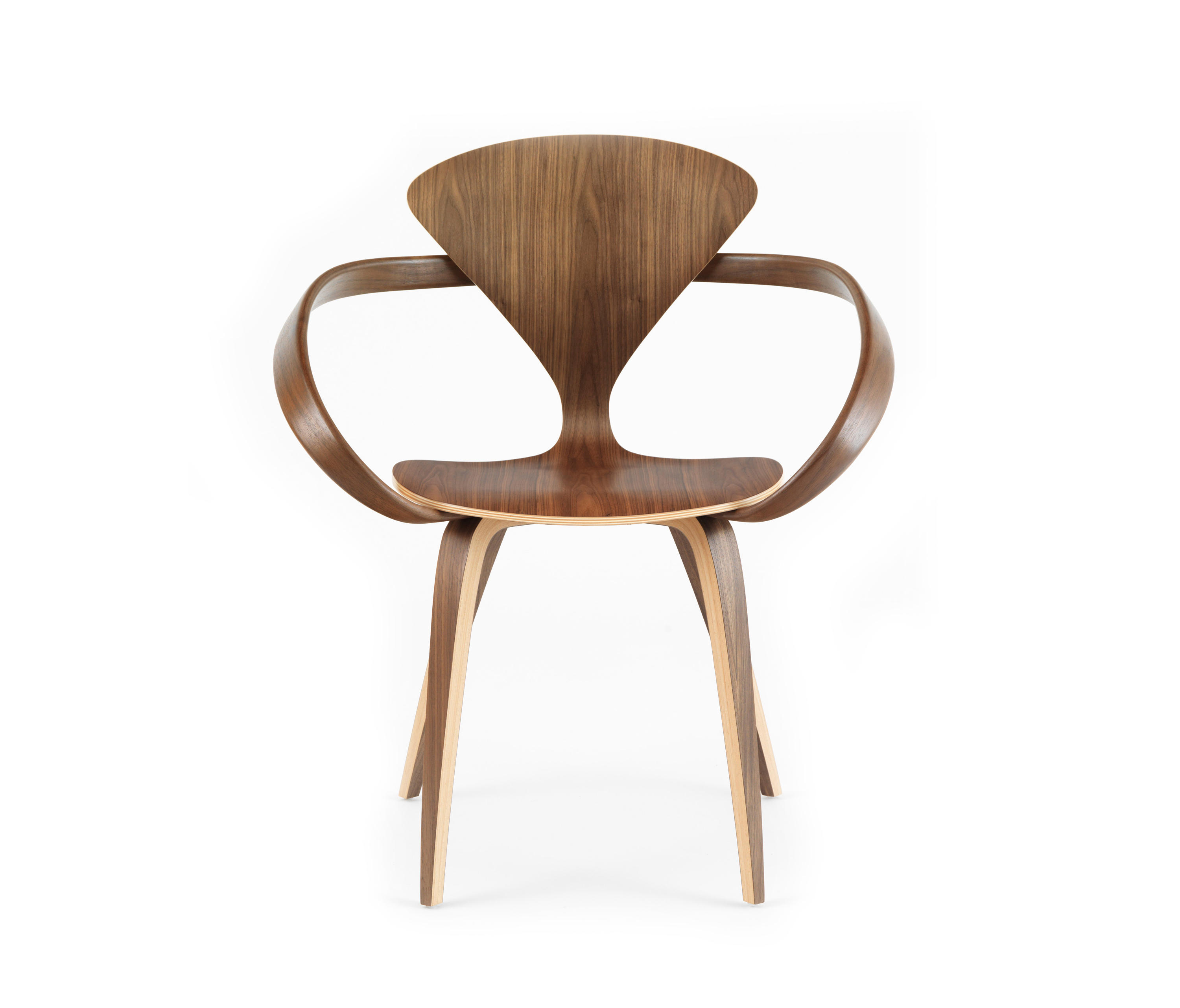 cherner armchair chairs from cherner architonic