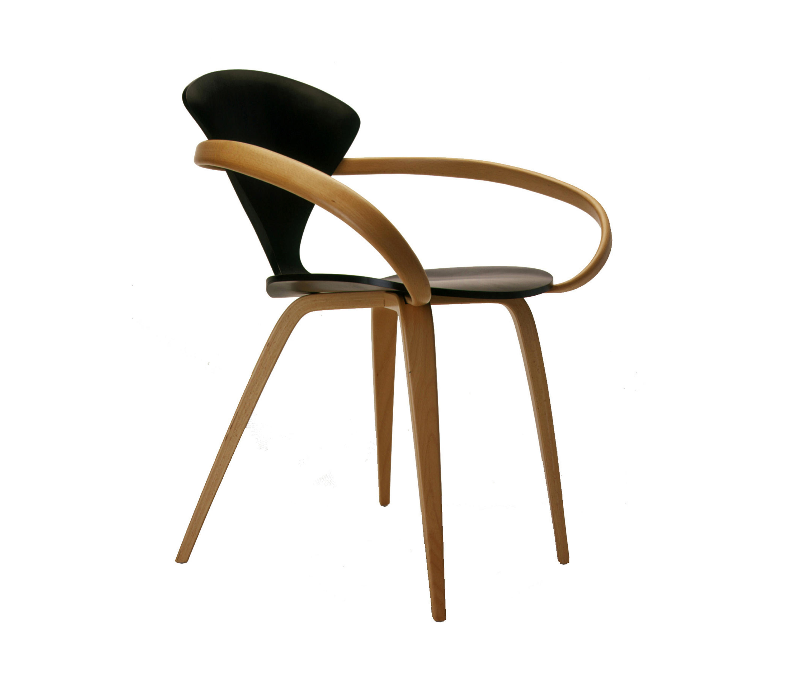 cherner armchair chaises de cherner architonic. Black Bedroom Furniture Sets. Home Design Ideas