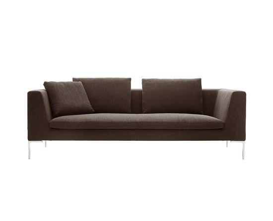 charles ch228 lounge sofas from b b italia architonic. Black Bedroom Furniture Sets. Home Design Ideas
