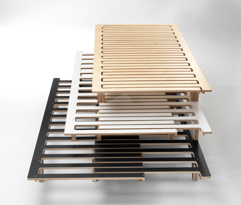 sn 2 bett betten von seledue architonic. Black Bedroom Furniture Sets. Home Design Ideas