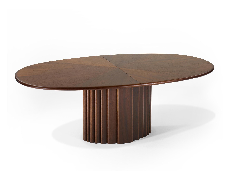 Oval tisch esstische von r thlisberger kollektion - Tisch oval weiay ...