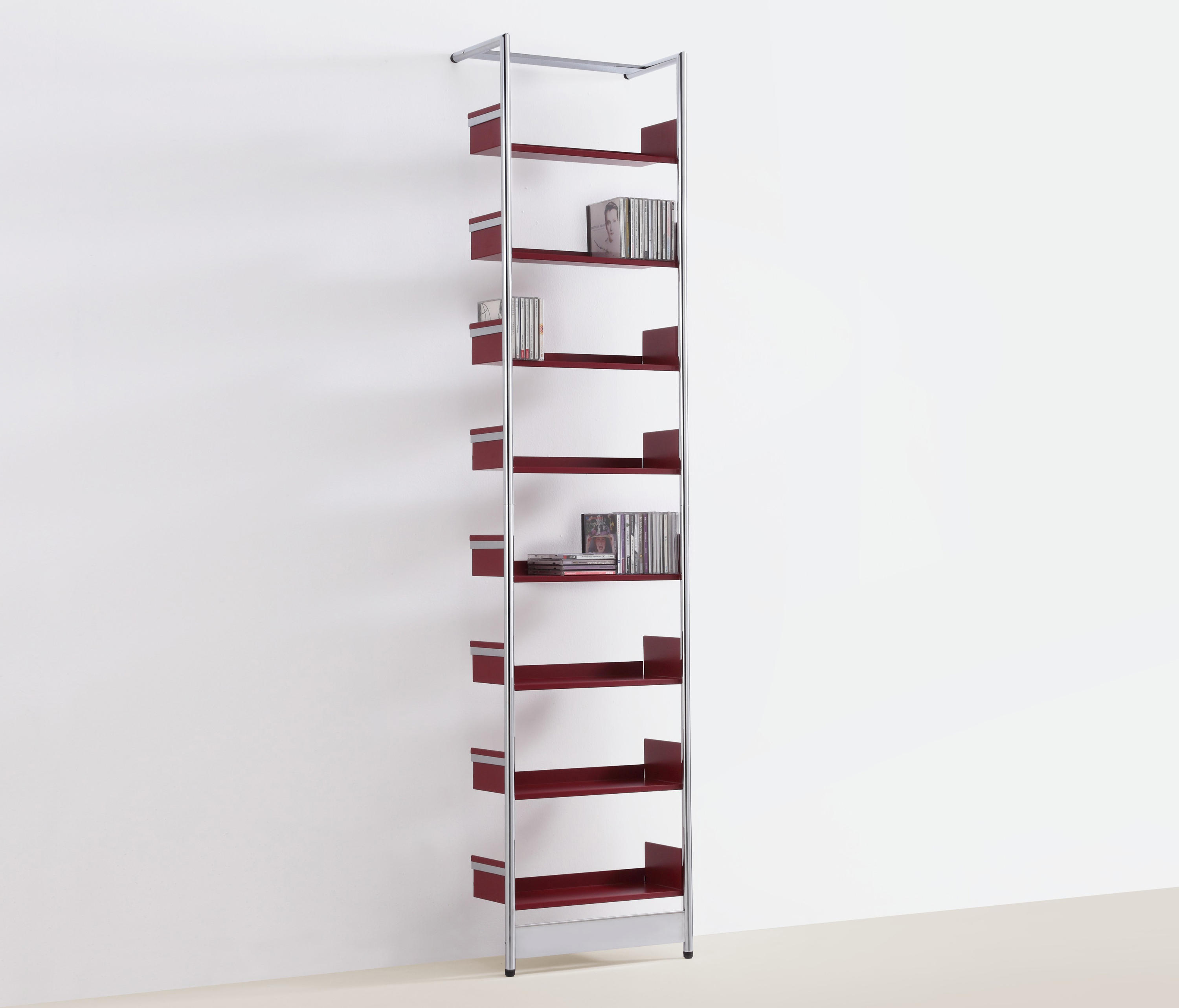 Pool 183 cd regale von mox architonic - Etagere pour cd ...