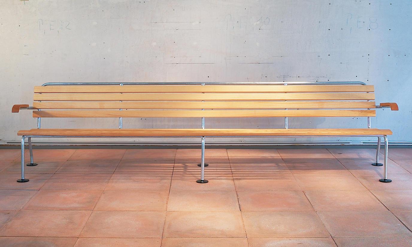 Le banc de jardin & mobilier design | Architonic