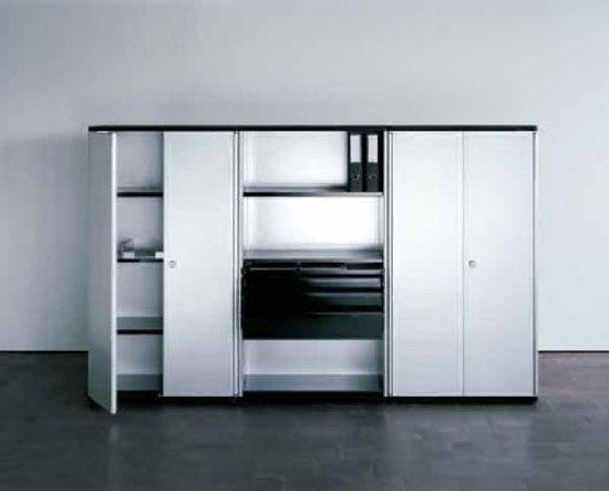 schrank regal b roschr nke von lehni architonic. Black Bedroom Furniture Sets. Home Design Ideas