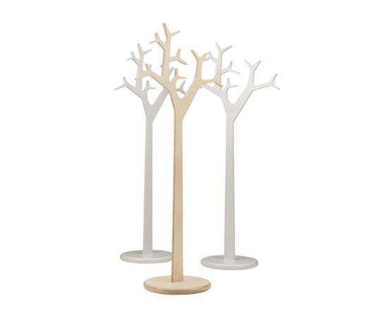 tree 194 kleiderst nder standgarderoben von swedese. Black Bedroom Furniture Sets. Home Design Ideas