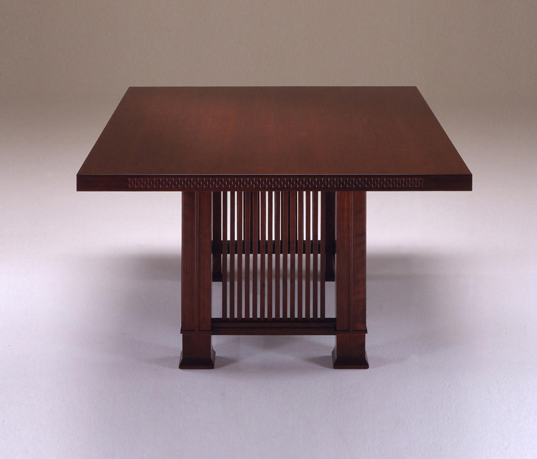 615 husser tavoli da pranzo cassina architonic for Produttori tavoli