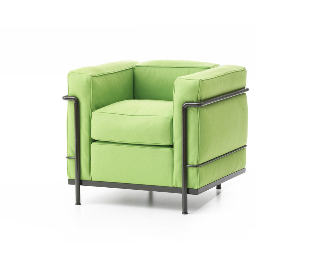 Lc2 Armchair Lounge Chairs From Cassina Architonic