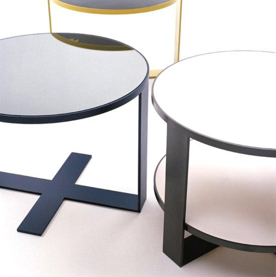 eileen side tables from b b italia architonic. Black Bedroom Furniture Sets. Home Design Ideas